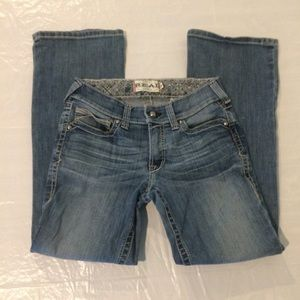 Ariat Real Denim Bootcut Jeans Women's 28s